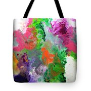 Delicate Canvas Two Tote Bag
