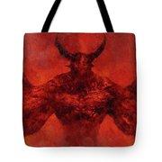 Demon Lord Tote Bag