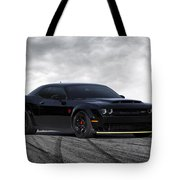 Demonic Possession Tote Bag