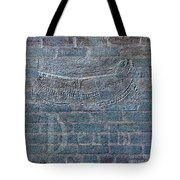 Denim- Sexy Blue Jeans Tote Bag