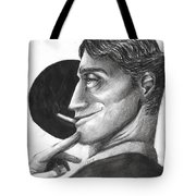 Denizen Of The Elks Club Tote Bag