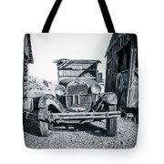 Depression Era Dust Bowl Car Tote Bag