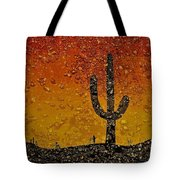 Desert Dreams Tote Bag by Randy Sylvia