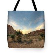 Desert Hike Tote Bag