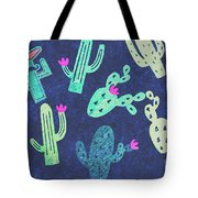 Desert Nights Tote Bag