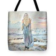 Desolate Or Contemplative Tote Bag