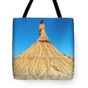 The Desert Of The Royal Bardenas Tote Bag
