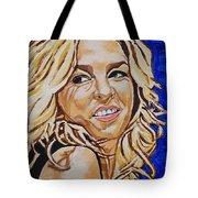 Diana Krall Tote Bag