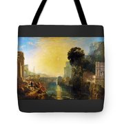 Dido Who Builds Carthage - Digital Remastered Edition Tote Bag