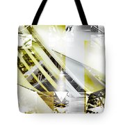 Different Stages Tote Bag by Art Di