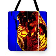 Digital Monkey 3 Tote Bag