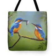 Dine With Me Tote Bag