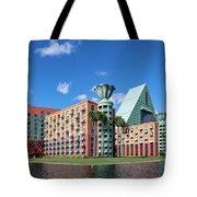 Disney Dolphin Hotel Tote Bag