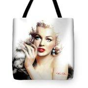 Diva Mm Bright Tote Bag
