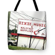Dixie Music Tote Bag