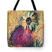 Dizzy Daisy Tote Bag