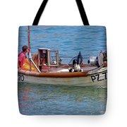 Doggone Fishin Tote Bag