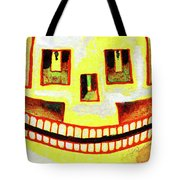 Dom The Sun Sugarskull Tote Bag