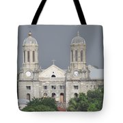 Domed Towers Tote Bag