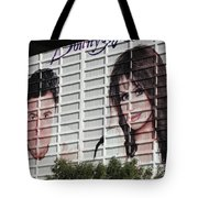 Donnie And Marie 2 Tote Bag