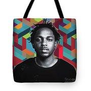 Don't Kill My Vibe Kendrick Tote Bag