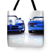Double The Sting Tote Bag
