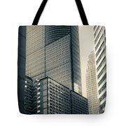 Downtown Minneapolis Tote Bag