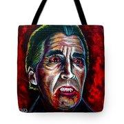 Dracula Lee  Tote Bag