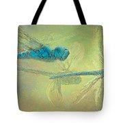 Dragons Fly Tote Bag