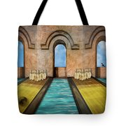 Dream Alley Tote Bag by Paul Wear