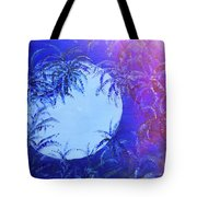 Dream By The Tropical Moon Tote Bag