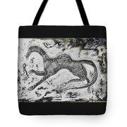 Fantasy Dragon Tote Bag