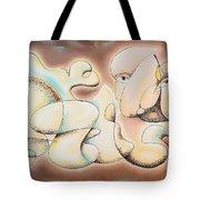 Dreams Of Gold Tote Bag