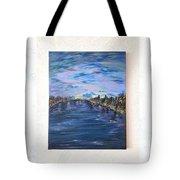 Dreamy  Sky                Tote Bag