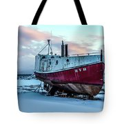 017 - Dry Dock Tote Bag
