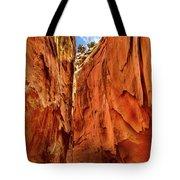 Dry Gulch Canyon Tote Bag