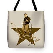 Duane Eddy  Signature Tote Bag