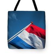 Dutch Flag Tote Bag