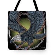 Eagle Illustration  Tote Bag