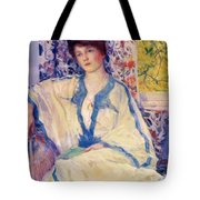 Early Morning Summertime 1920 Tote Bag