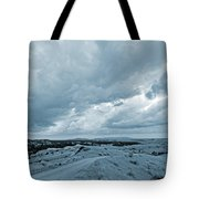 East Of The Little Missouri Tote Bag