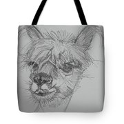 Easy Breezy Beautiful Sketch Tote Bag by Jani Freimann