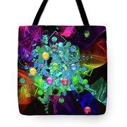Ecstasy Tote Bag by Gerlinde Keating - Galleria GK Keating Associates Inc