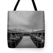 Edmonds Marina Tote Bag