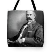Edward Elgar Studio Portrait Tote Bag