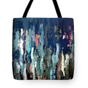 Effervescence Tote Bag by David Manlove