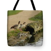 Egyptian Geese Tote Bag