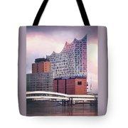 Elbphilharmonie Hamburg Germany  Tote Bag