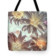 Electric Beauty Tote Bag