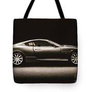 Elegant Darkness Tote Bag
